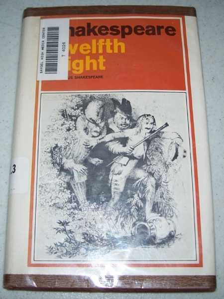 Twelfth Night (The Aldus Shakespeare), Shakespeare, William