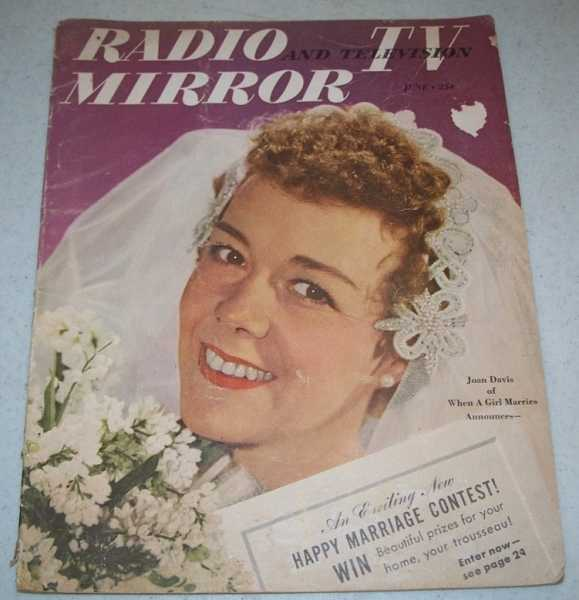 Radio and Television Mirror Magazine June 1950, N/A