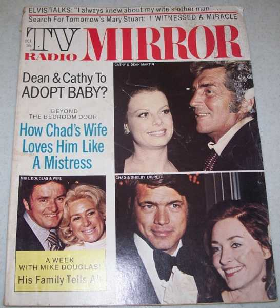 TV and Radio Mirror October 1973, N/A