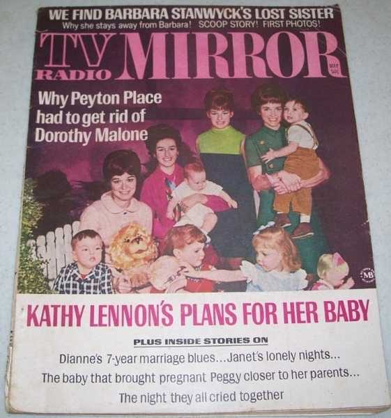 TV Radio Mirror May 1968, N/A