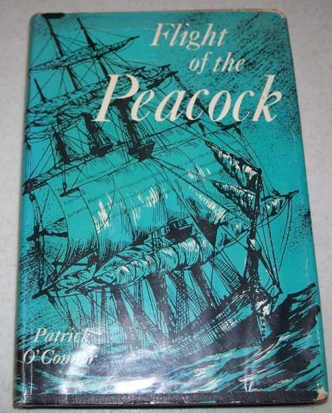 Flight of the Peacock, O'Connor, Patrick