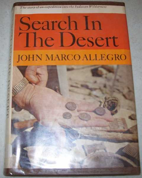 Search in the Desert, Allegro, John Marco
