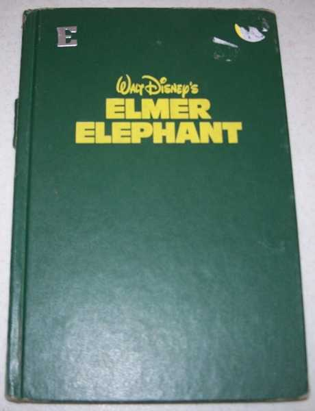 Walt Disney's Elmer Elephant Plus Peculiar Penguins, N/A