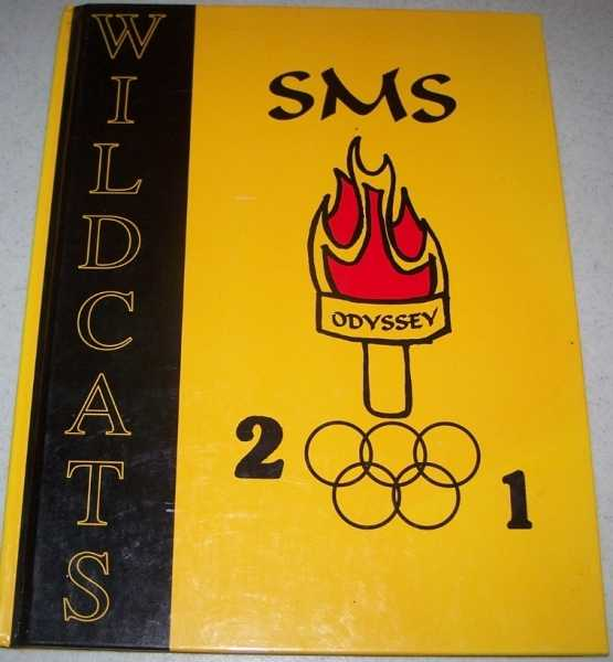 SMS (Sedalia Missouri Middle School) Yearbook 2000-2001, N/A