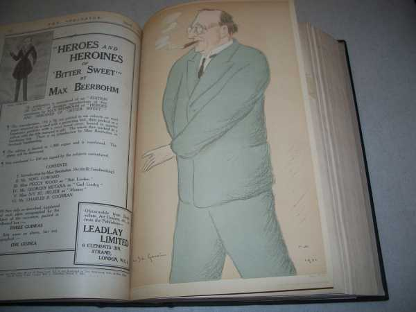 The Spectator (London Newspaper) Volume 146, January 3-June 27, 1931 bound in One Volume, Various