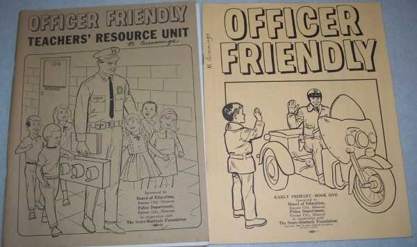 Officer Friendly Teachers' Resource Unit and Workbook, N/A