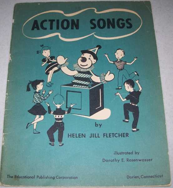 Action Songs, Fletcher, Helen Jill