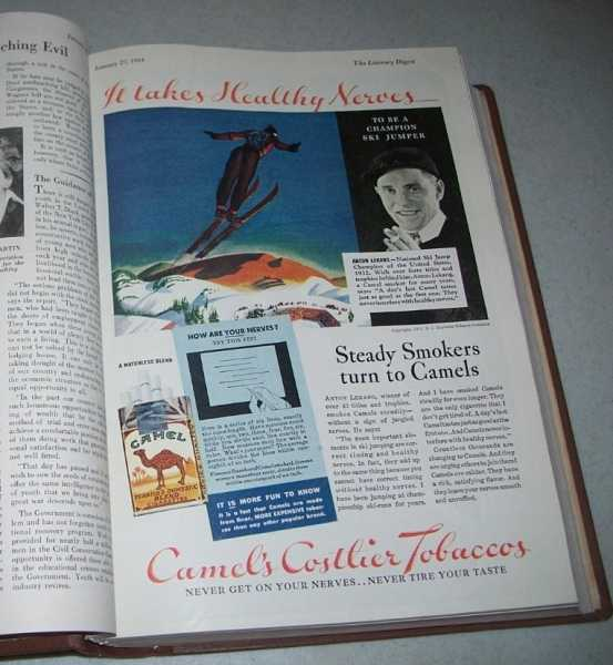 The Literary Digest Volume CXVII January-June 1934 Bound Together, N/A