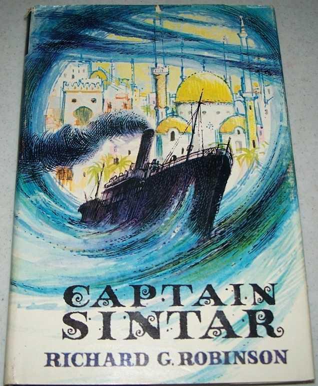 Captain Sintar, Robinson, Richard G.