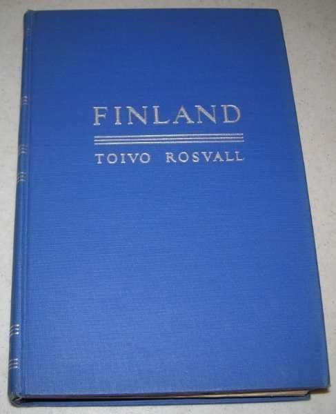 Finland: Land of Heroes, Rosvall, Toivo