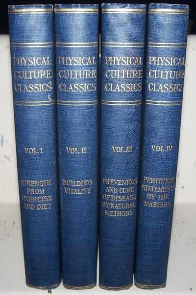 Physical Culture Classics in Four Volumes, Fleming, Wm. F. (ed.)