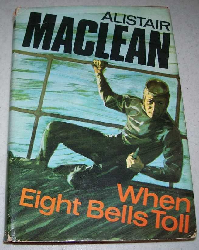 When Eight Bells Toll, MacLean, Alistair