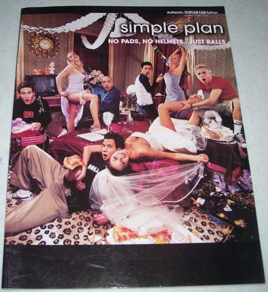 Simple Plan: No Pads, No Helmets, Just Balls (Authentic Guitar-Tab Edition), Luttjeboer, Hemme (transcribed)