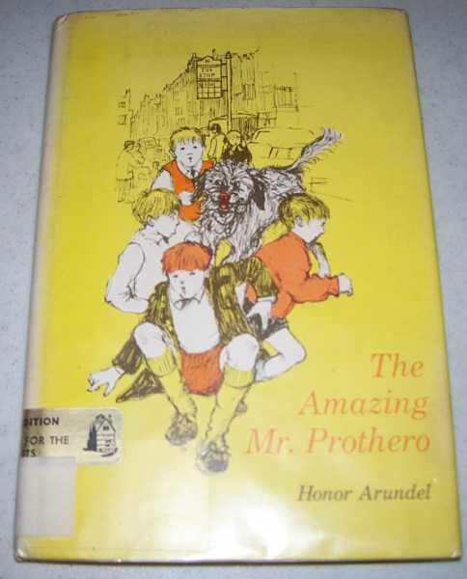 The Amazing Mr. Prothero, Arundel, Honor