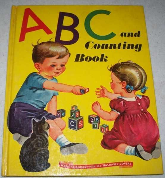 ABC and Counting Book (Wonder Books 506), Fraser, Phyllis