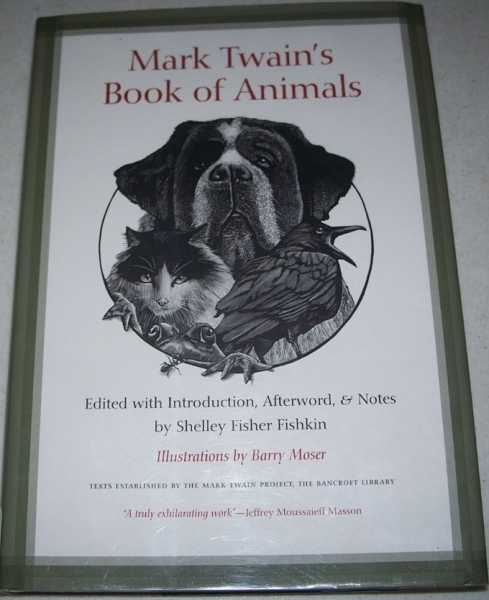 Mark Twain's Book of Animals, Fishkin, Shelley Fisher (ed.); Twain, Mark