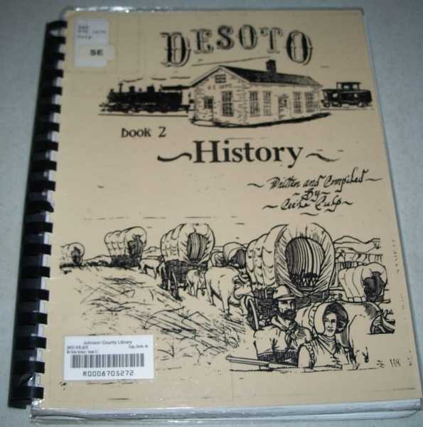 Desoto (Kansas) History Book 2, Culp, Cecile