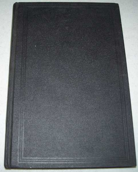 Proceedings of the Indiana Academy of Science Volume 64, 1954, Moulton, Benjamin (ed.)