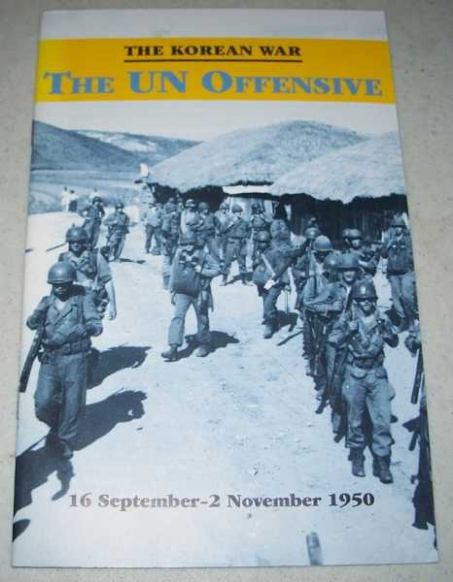 The Korean War: The UN Offensive, 16 September-2 November 1950, N/A