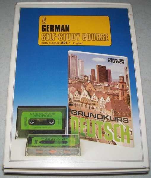 A German Self-Study Course: Kompaktkurs Deutsch, Lehrbuch, Zweisprachiges Arbeitsbuch, 2 Audiocassetten, N/A