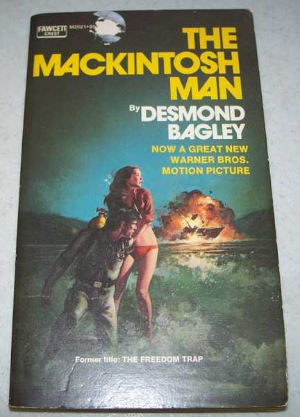 The Mackintosh Man, Bagley, Desmond
