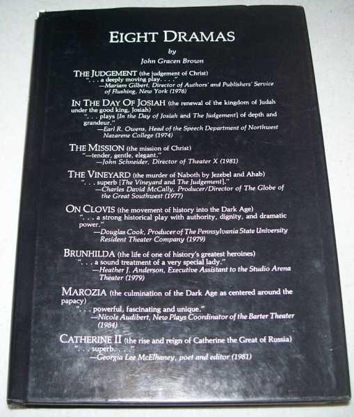 Eight Dramas, Brown, John Gracen