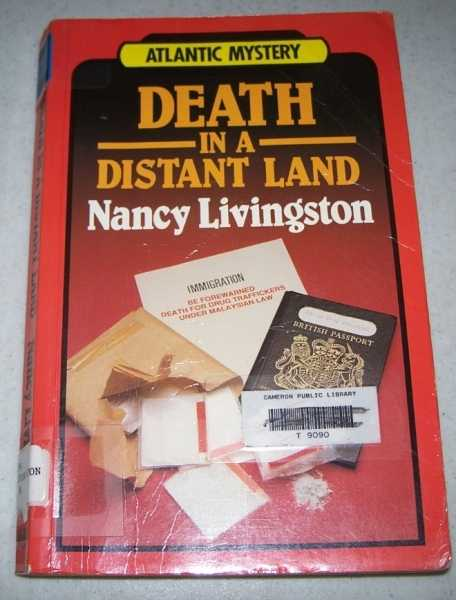 Death in a Distant Land: Atlantic Large Print, Livingston, Nancy