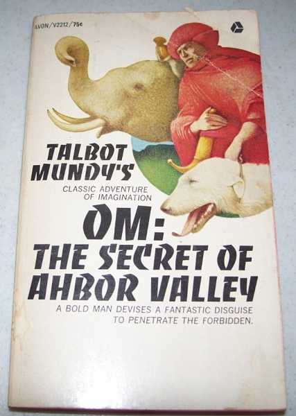 Om: The Secret of Ahbor Valley, Mundy, Talbot