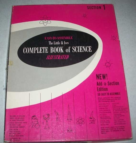 The Little & Ives Complete Book of Science Section 1, N/A