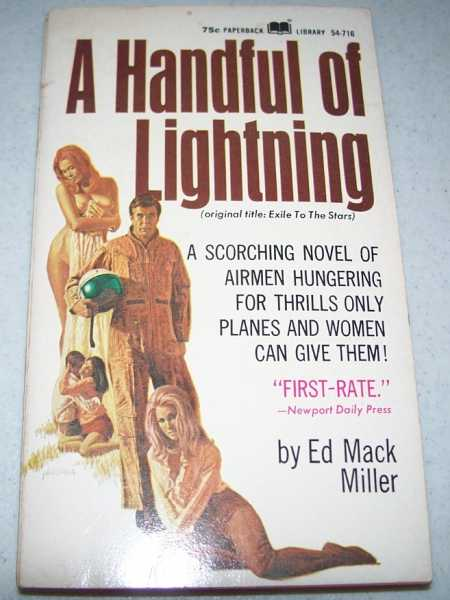 A Handful of Lightning (Exile to the Stars), Miller, Ed Mack