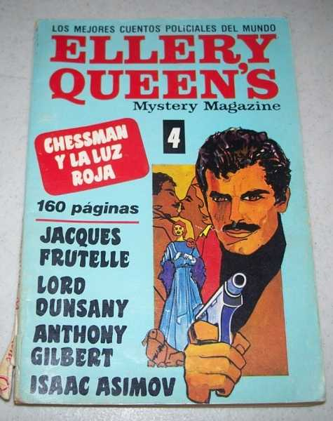 Ellery Queen's Mystery Magazine No. 4 March 1976 (Spanish edition), Various