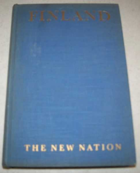 Finland: The New Nation, Rothery, Agnes