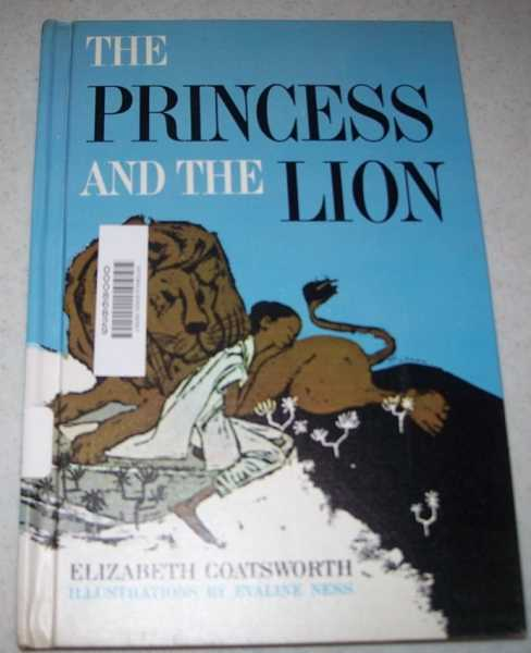 The Princess and the Lion, Coatsworth, Elizabeth
