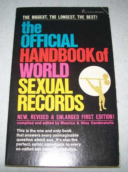 The Official Handbook of World Sexual Records, Vandersheltz, Maurice and Nina (ed.)
