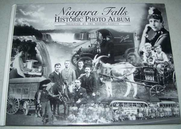 Niagara Falls Historic Photo Album, The Niagara Gazette