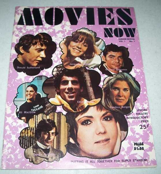 Movies Now 1971 Summer Edition, Volume 1, Number 1, N/A