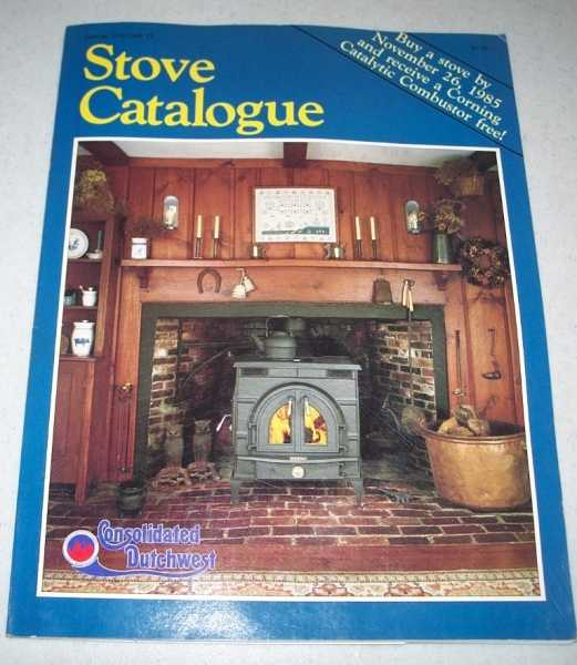 1985 Stove Catalogue from Consolidated Dutchwest, N/A