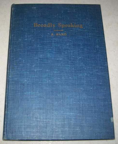 Broadly Speaking, Bard, Andreas