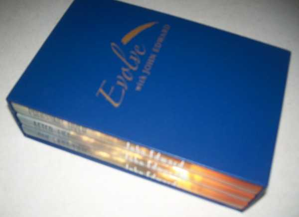 Evolve Boxed Set: Crossing Over; After Life; One Last Time (Limited edition, signed), Edwards, John