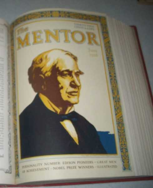 The Mentor (Magazine) Volume 16, February 1928 through January 1929 Bound in One Volume, N/A