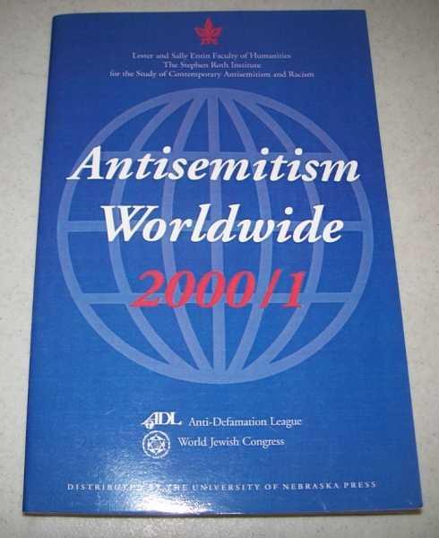 Antisemitism Worldwide 2000/1, N/A
