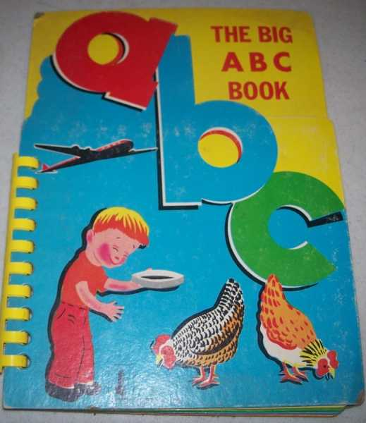 The Big ABC Book: A Learn and Play Book, Smart, Kathie