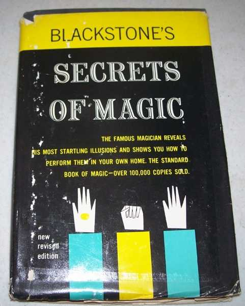 Blackstone's Secrets of Magic, Blackstone, Harry