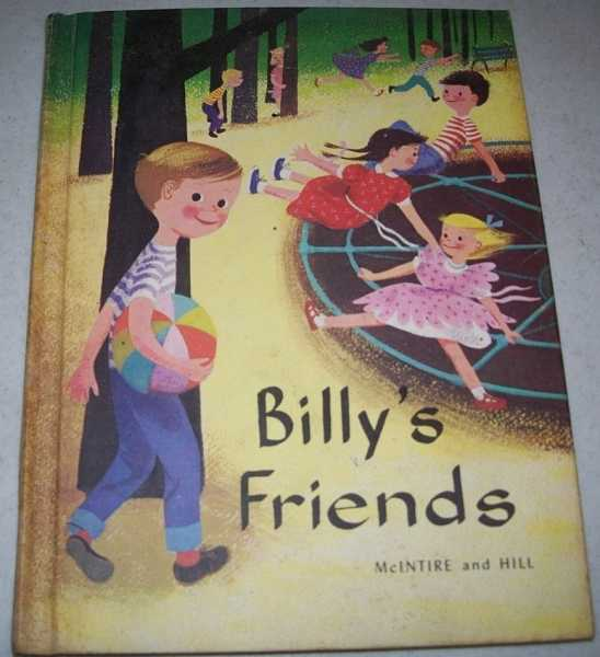 Billy's Friends (New Unified Social Studies), McIntire, Alta and Hill, Wilhelmina