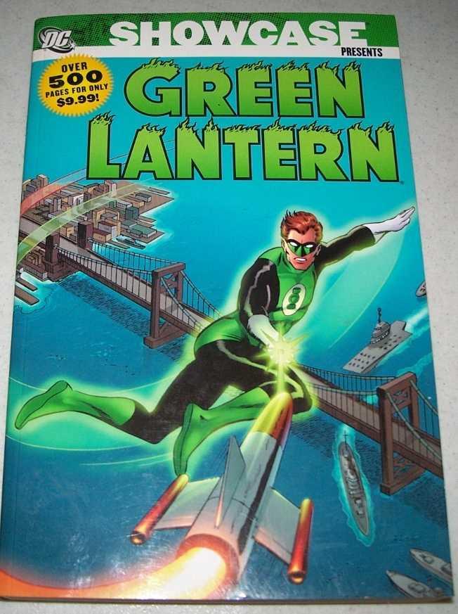 Showcase Presents Green Lantern Volume One, N/A