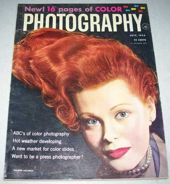 Photography Magazine July 1953, N/A