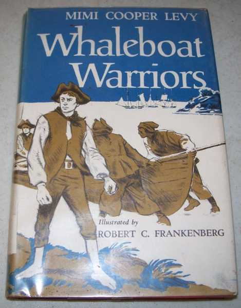 Whaleboat Warriors, Levy, Mimi Cooper