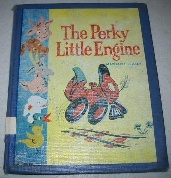 The Perky Little Engine, Friskey, Margaret