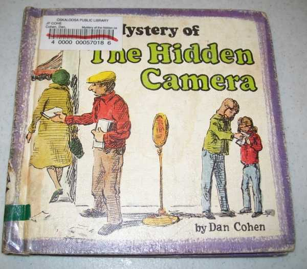 The Mystery of the Hidden Camera, Cohen, Dan