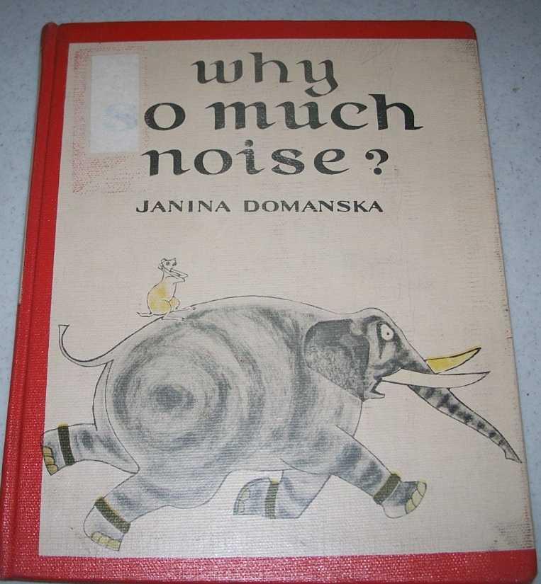 Why So Much Noise?, Domanska, Janina